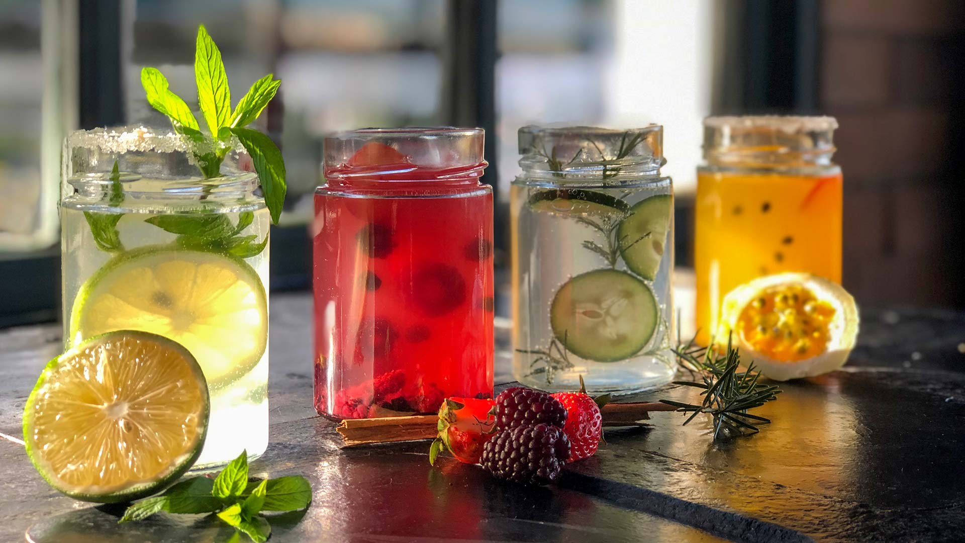Bebidas - Restaunrante Pim's