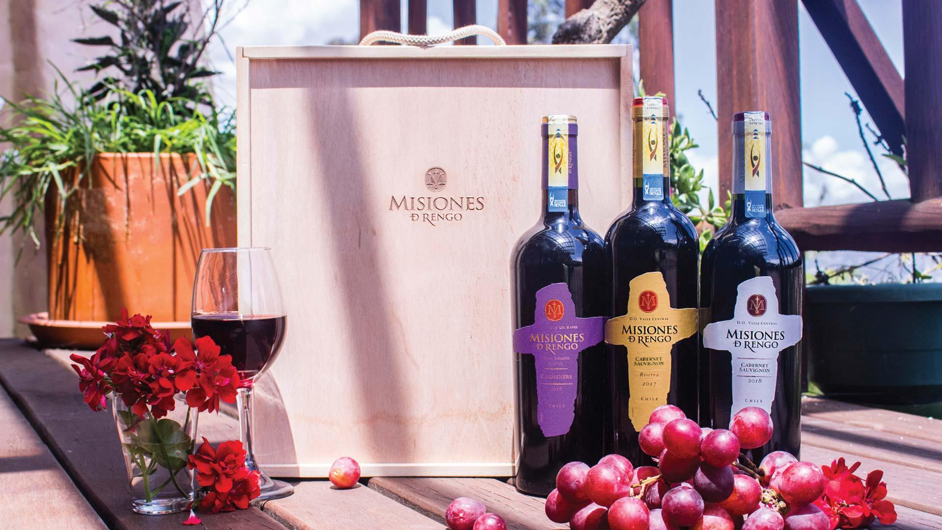Vinos - Restaunrante Pim's